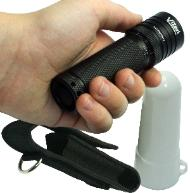 Vizeri Focusing LED Tactical Flashlight