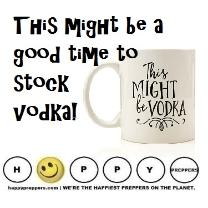 This might be a good time to stockpile vodka!