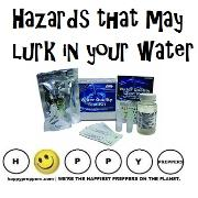 Hazards that may lurk in your water