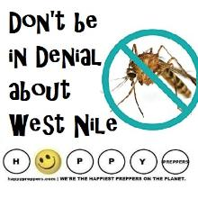 Don't be in Denial about West Nile Virus