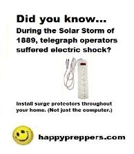 Surge Protectors Could Save Your Life!