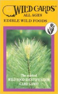 Edible Wild Foods Identification Card Game