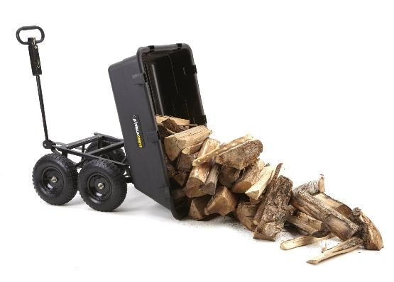 Gorilla hand cart for carrying logs
