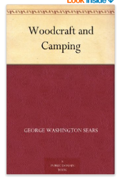 Woodcraft and camping  - free kindle book