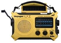 yellow voyager survival radio