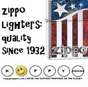 Zippo lighters: quality since 1932