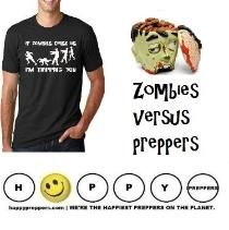 Zombies versus preppers - how to identify a zombie