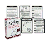 Zombie survival deck